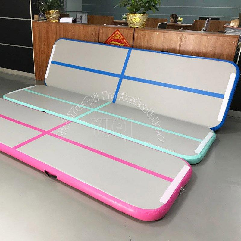 mat air track floor tumbling mat inflatable air track