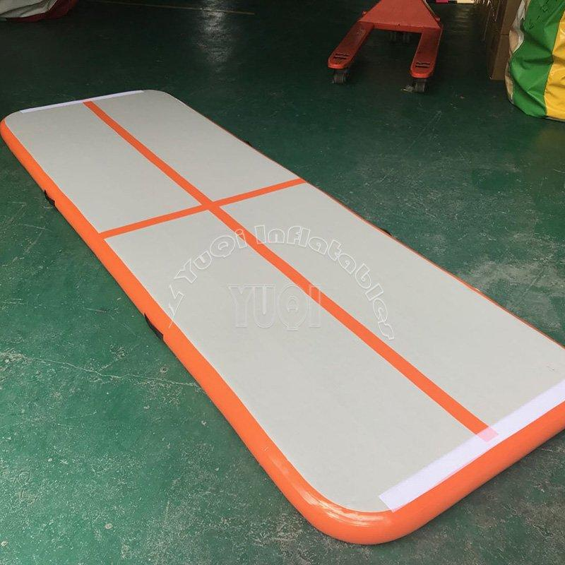 popular family use gym mat /Yoga mat with factory price gym air track YQ70