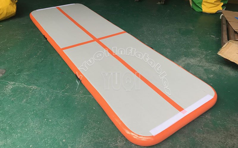 YUQI-Professional Inflatable Air Track Gymnastics Airtrack Factory