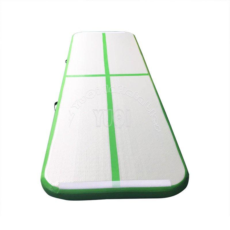 Customized logo inflatable air tumble track for gym inflatable air track for sale YQ71