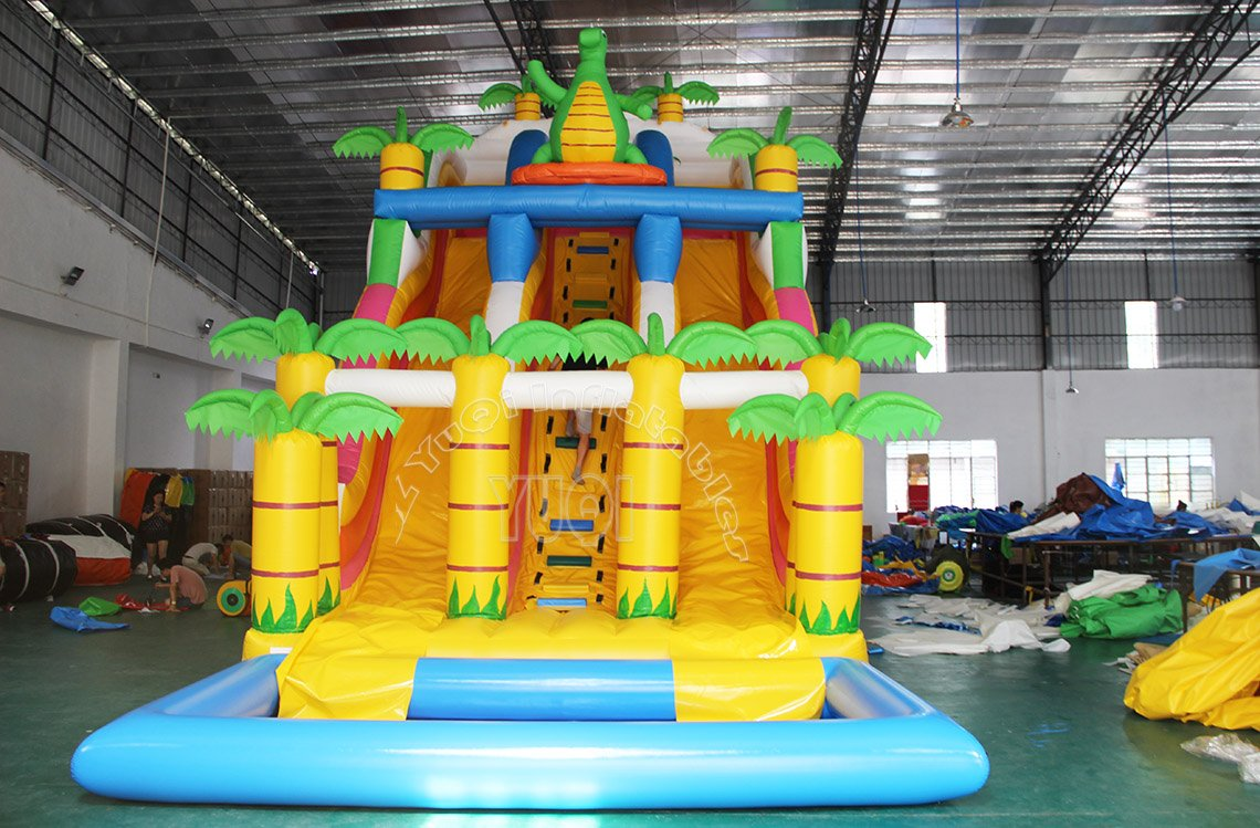 YUQI-Find Inflatable Water Slide Inflatable Water Slides For Adults From