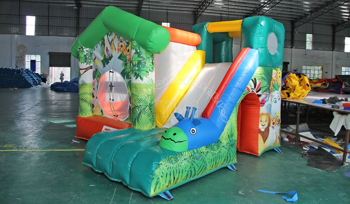YUQI-Find Bounce House Combo For Sale Bounce House Water Slide