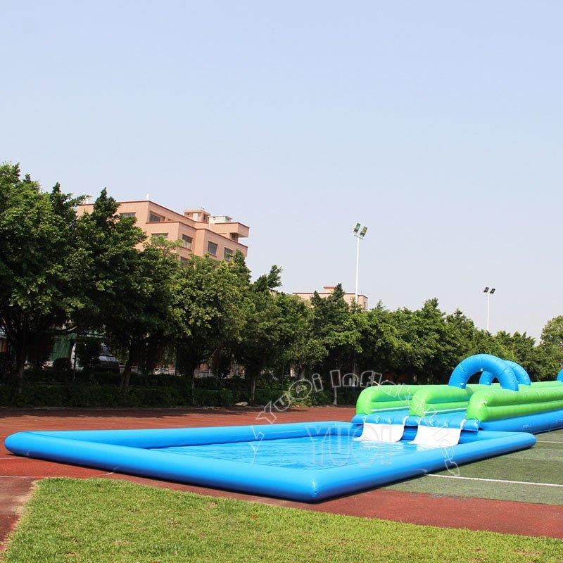Amazing Inflatable Water Slide Giant Inflatable Slide For Kids &Adults YQ24
