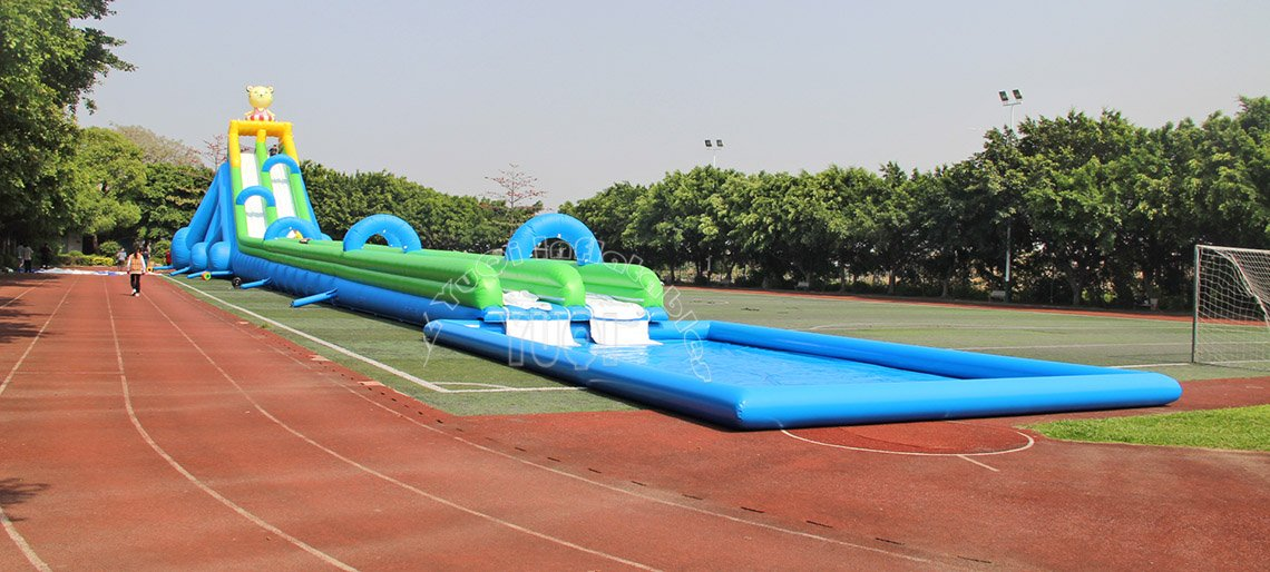 YUQI-Manufacturer Of Amazing Blow Up Water Slide Giant Inflatable