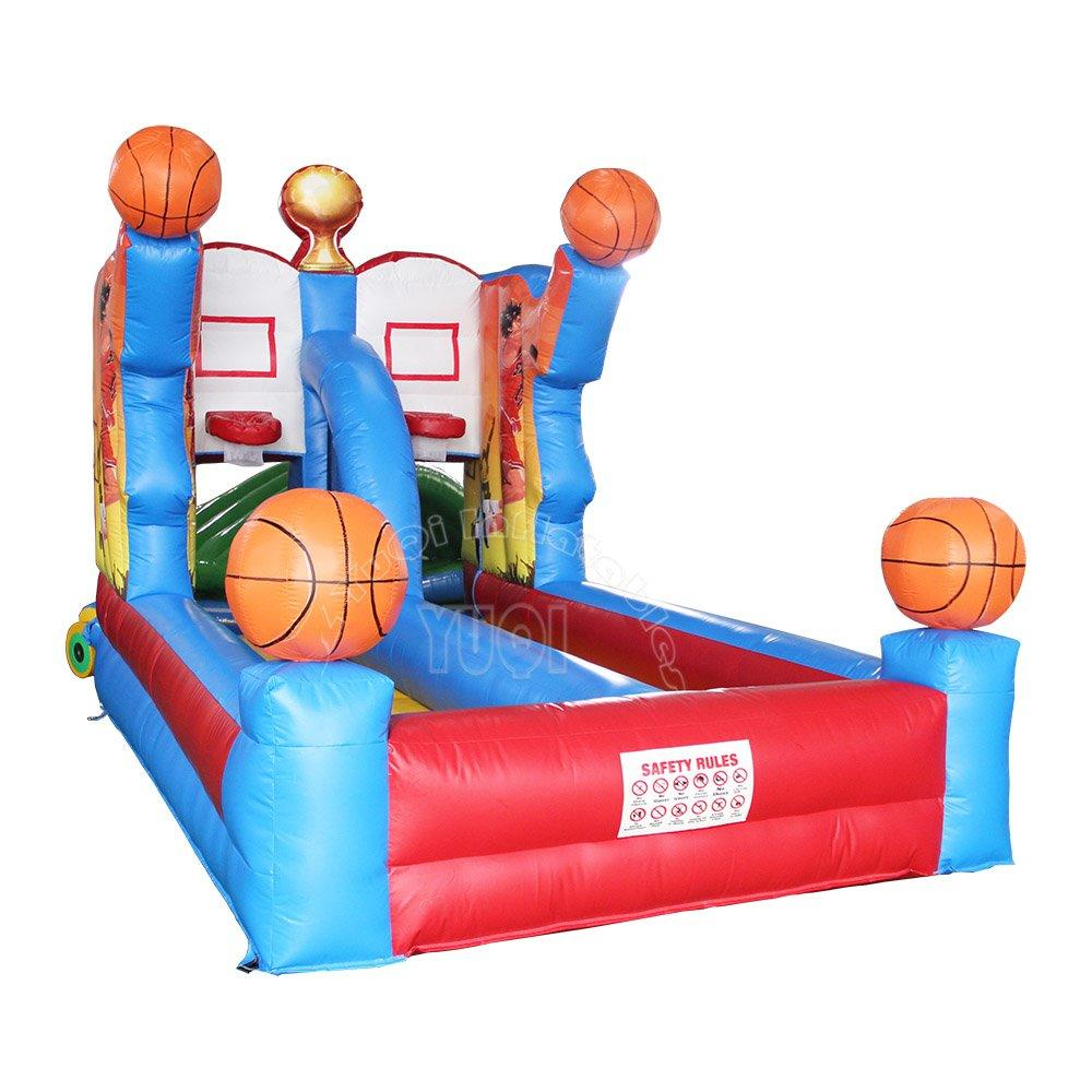 Best price Inflatable basketball games for kids YQ64