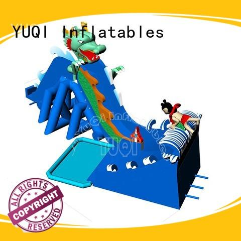 YUQI Latest intex play center Suppliers for park
