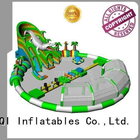 kids inflatable water park outdoor Bulk Buy commercial YUQI
