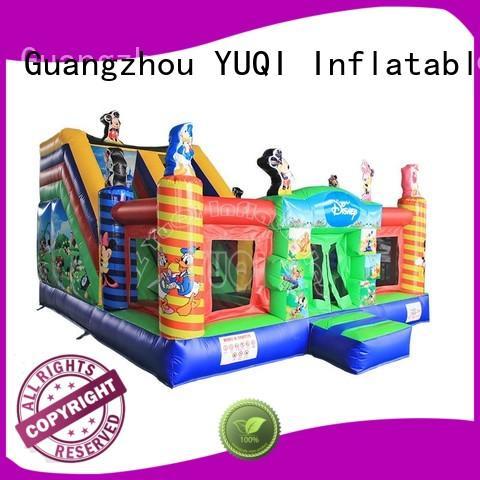 oemodm popular inflatable amusement park fun YUQI