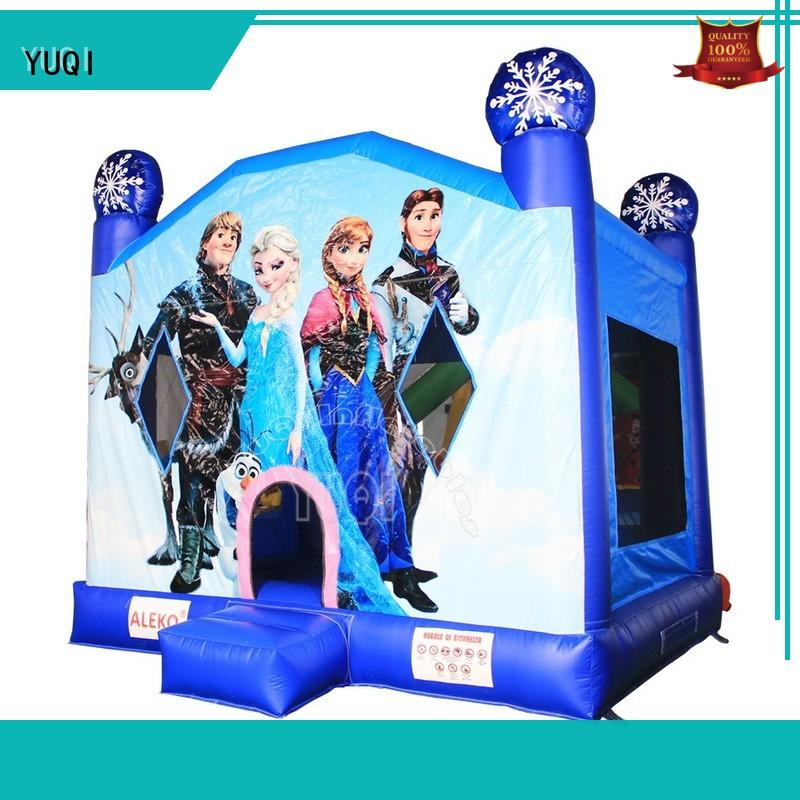 YUQI Wholesale inflatable water slide rental manufacturer for carnivals