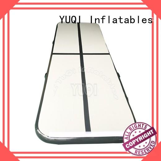 YUQI online airtrack prices customization for adult