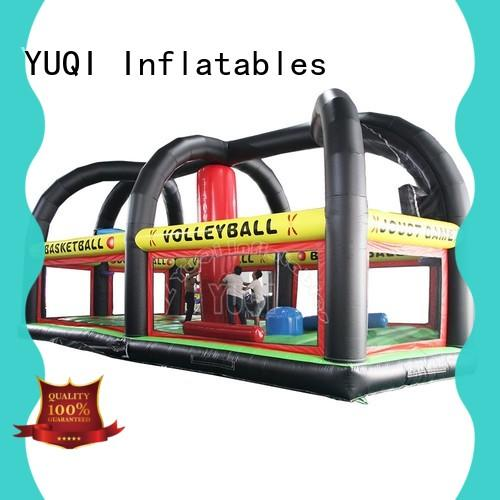 YUQI rings Inflatable sport manufacturers for kid