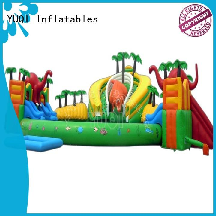 professional inflatable water fun amusement supplier for kid