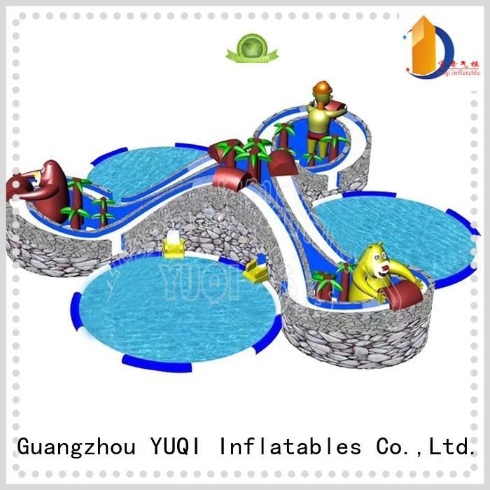 swim kid inflatable park YUQI Brand