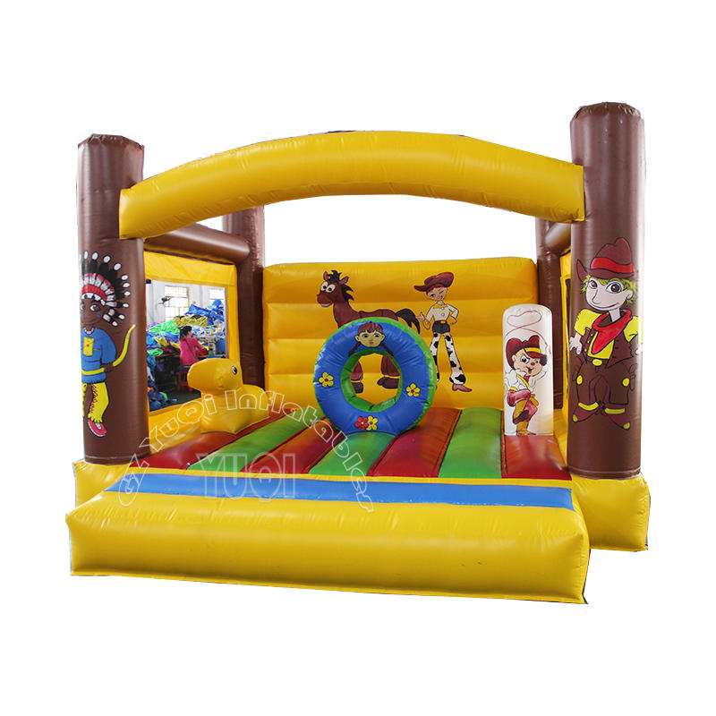 YQ44 Best quality inflatable bouncer jumping castle for kids