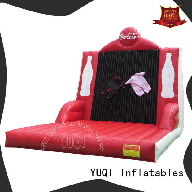YUQI comercial inflatable jumpers company for kid