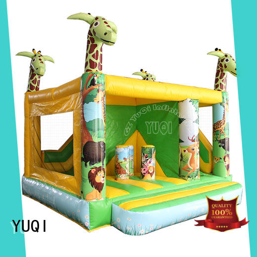 Best bounce house with slide pool factory for birthday parties