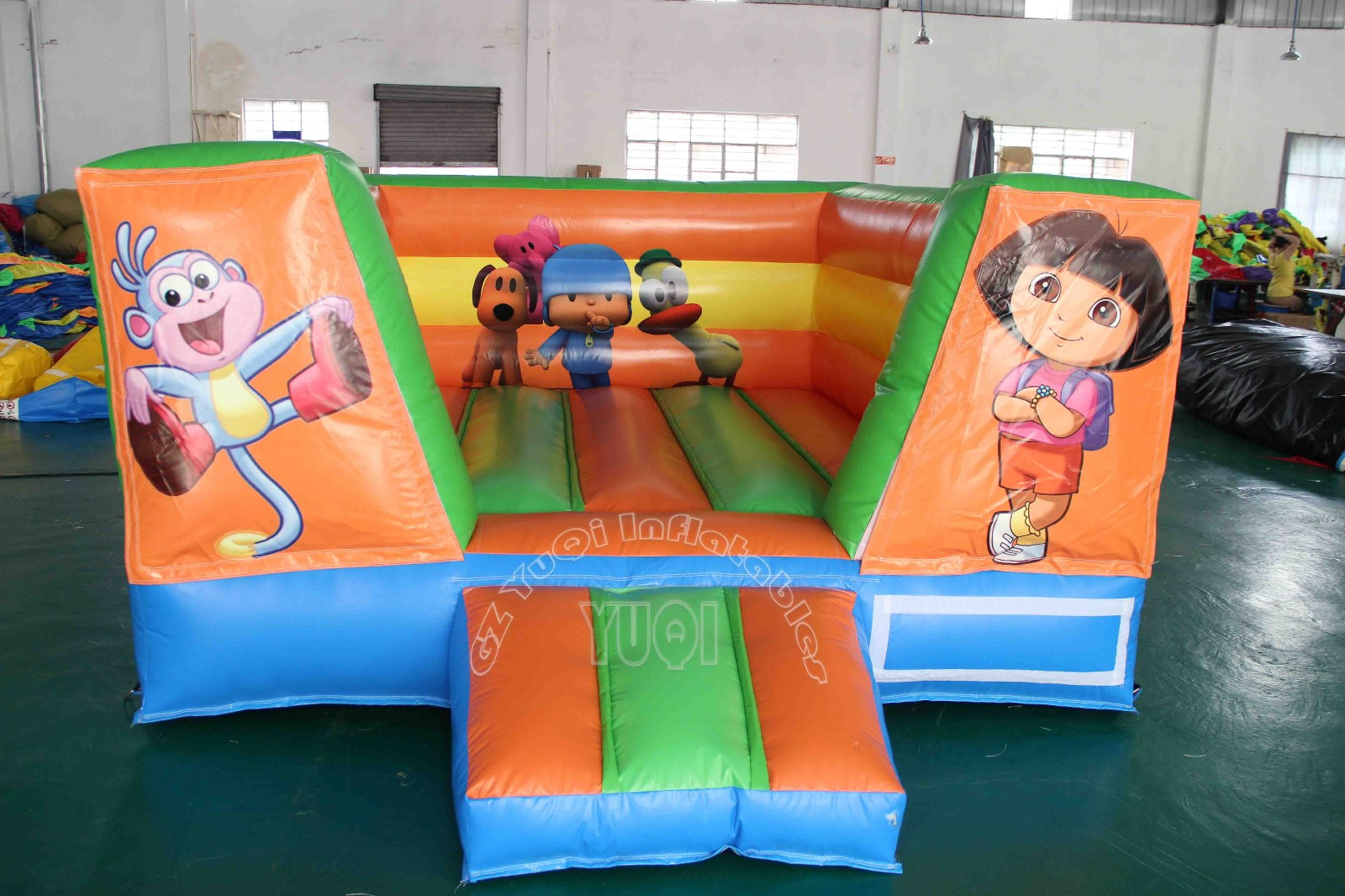 YUQI-Find Blow Up Bounce House slide Bouncer Sale On Yuqi Inflatables