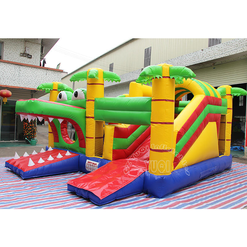 YQ13 New Design Commercial Inflatable Combo Bouncer with Slide