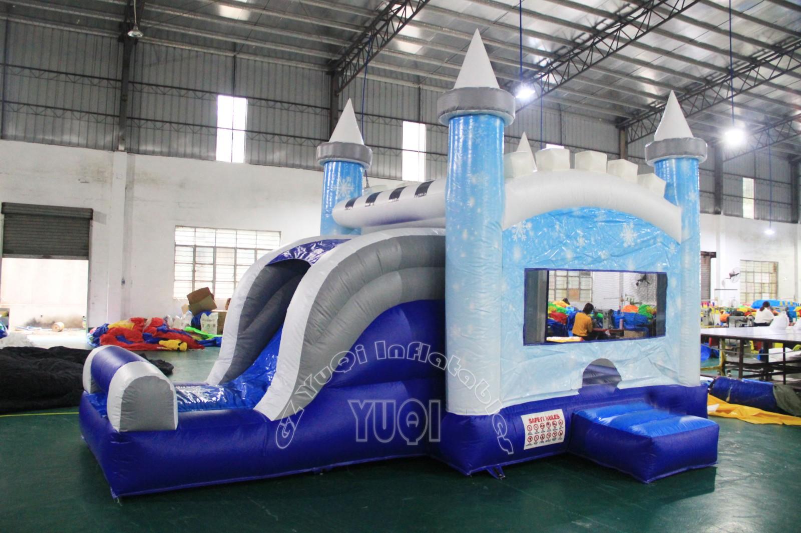 YUQI-Manufacturer Of Yq35 Buy Bounce House Slide Combo For Kids