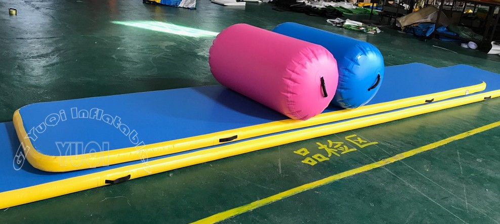 YUQI-Inflatable Gymnastics Tumbling Mat Inflatable Mat For Gymnastics