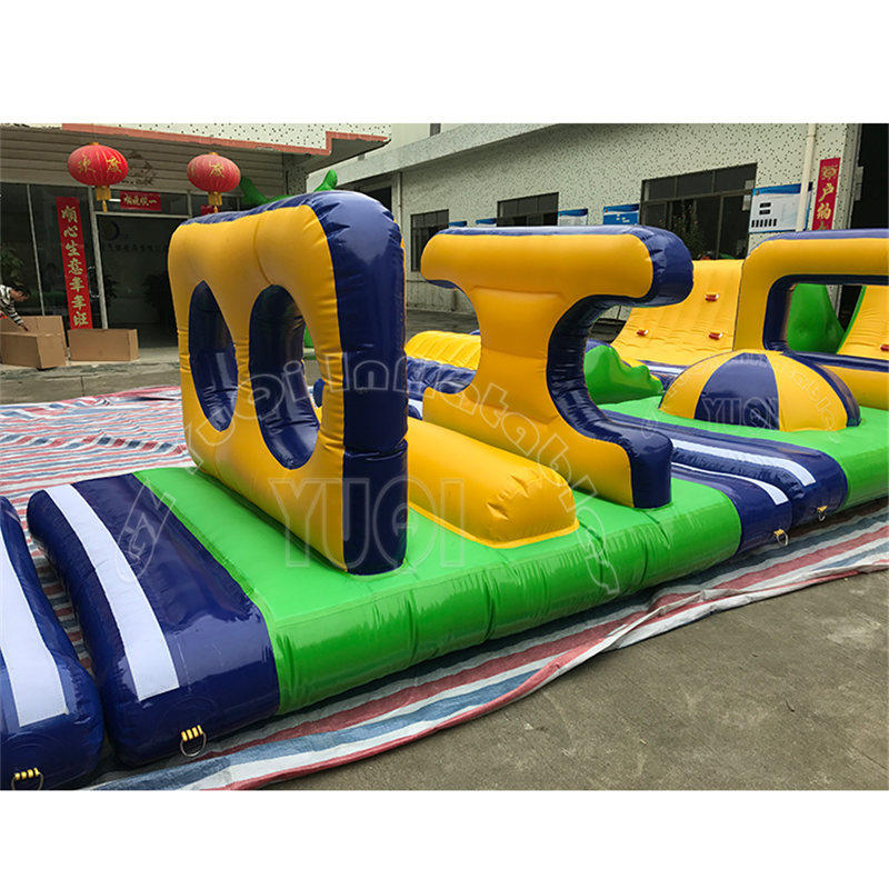 YQ03 Small Inflatable mobile Water park equipment Inflatable Water Games for pool