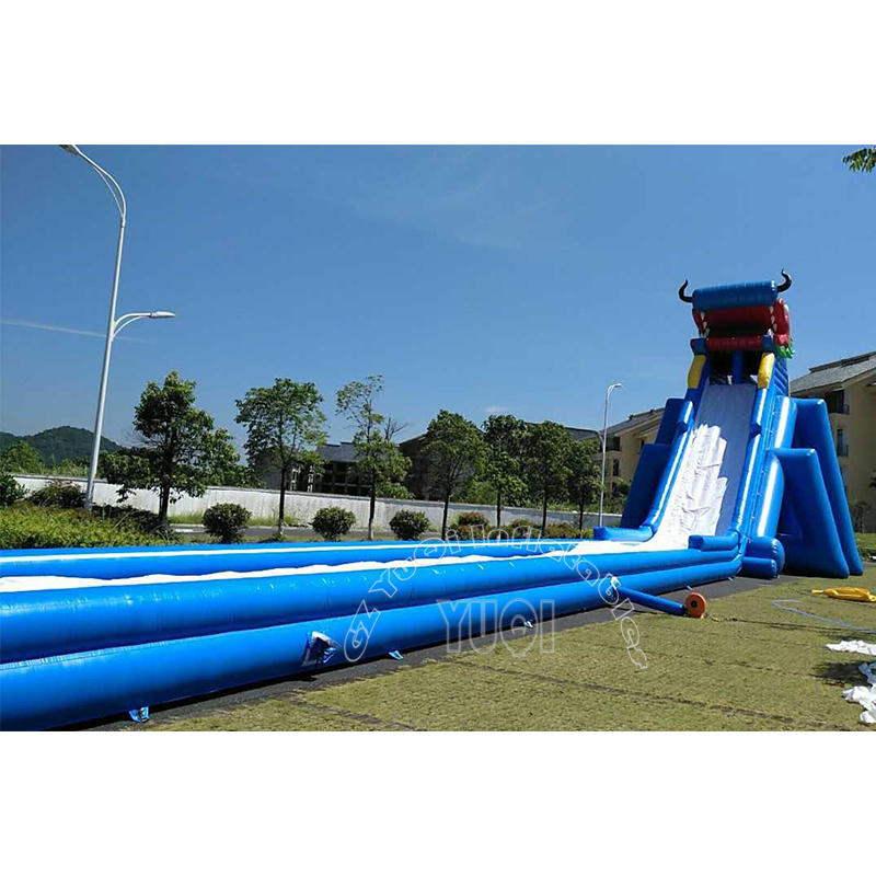 YQ241  Giant Inflatable Water Slide Giant Inflatable Slide For Adults