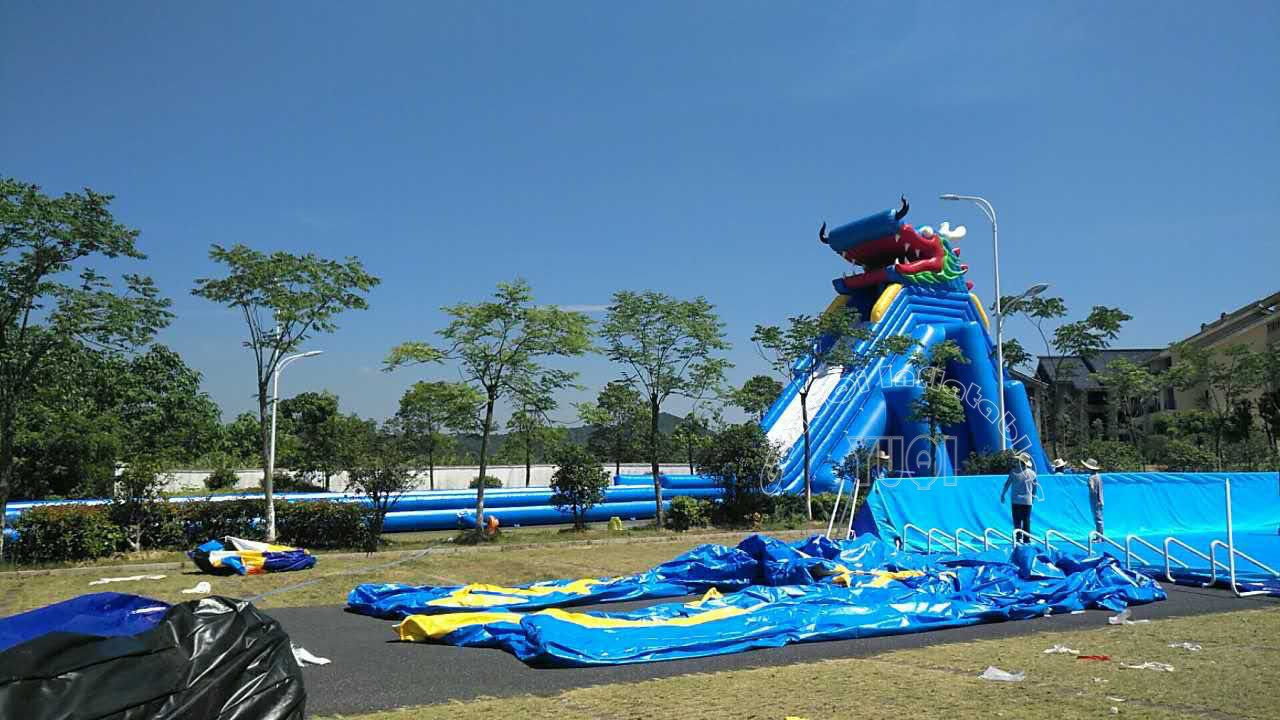 YUQI-Find Yq241 Giant Inflatable Water Slide Giant Inflatable Water Slide