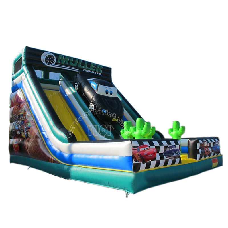 YQ22 New design Inflatable slide Customized Inflatables qatar