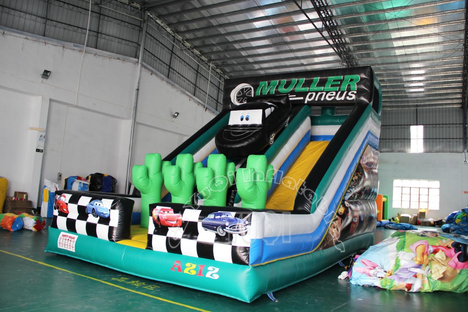 YUQI-Yq22 New Design Inflatable Pool Slide Customized Inflatables Qatar