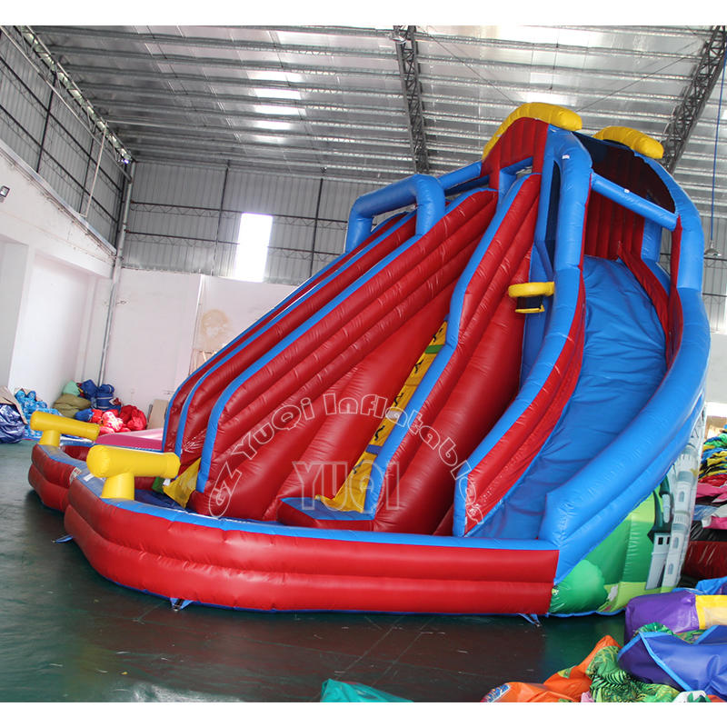 YQ320 High Qaulity Inflatable Water Slide