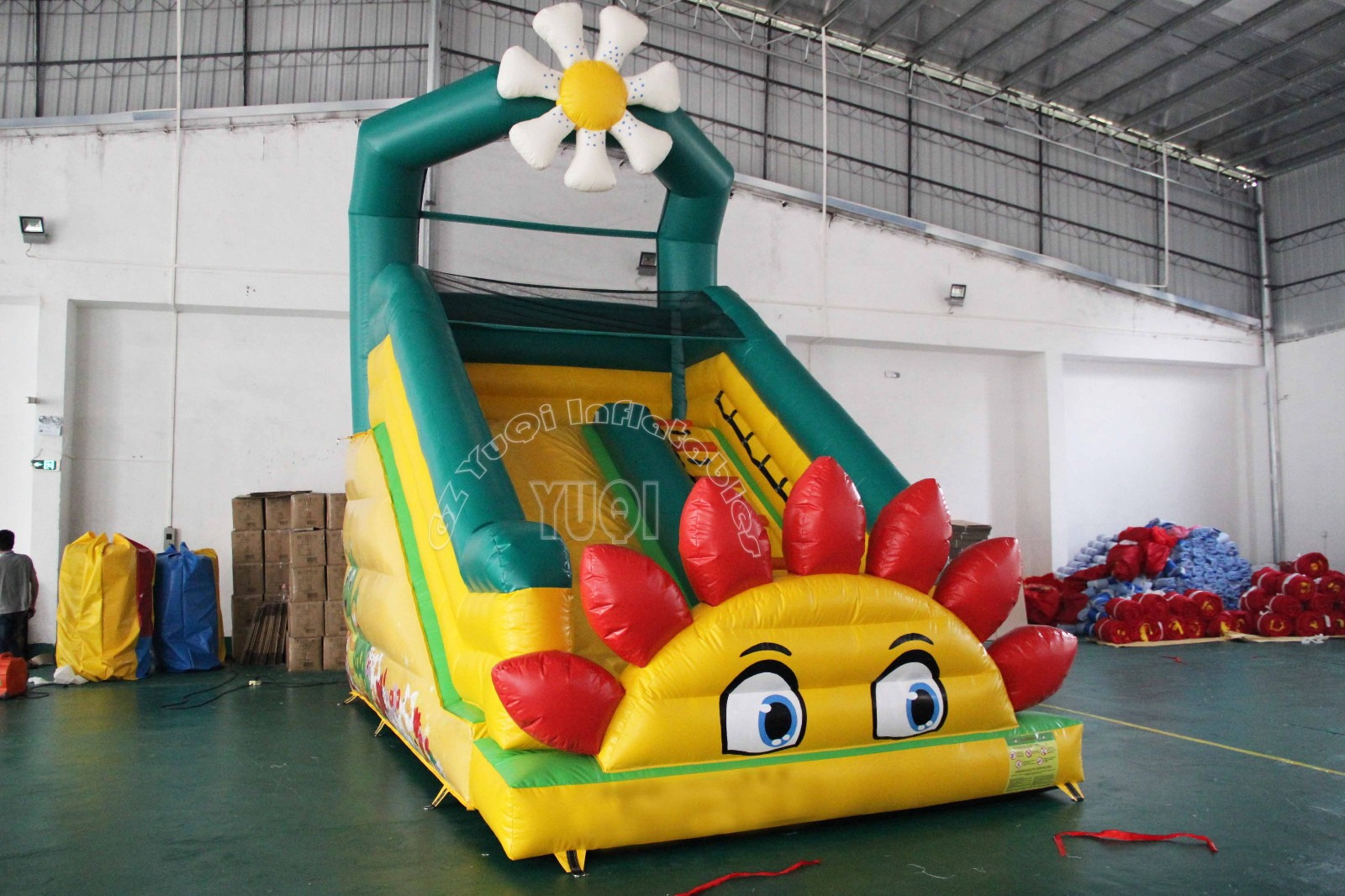 YUQI-Find Inflatable Slip And Slide For Adults Commercial Inflatable Water