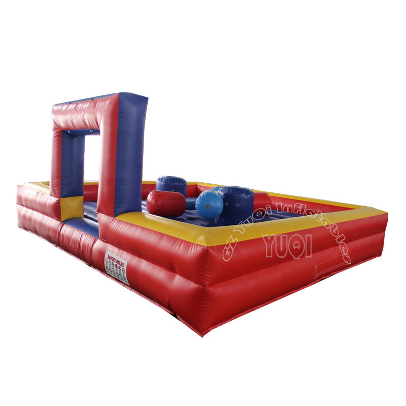 YQ67 Best quality PVC tarpaulin inflatable sport game Inflatable Interactive Games