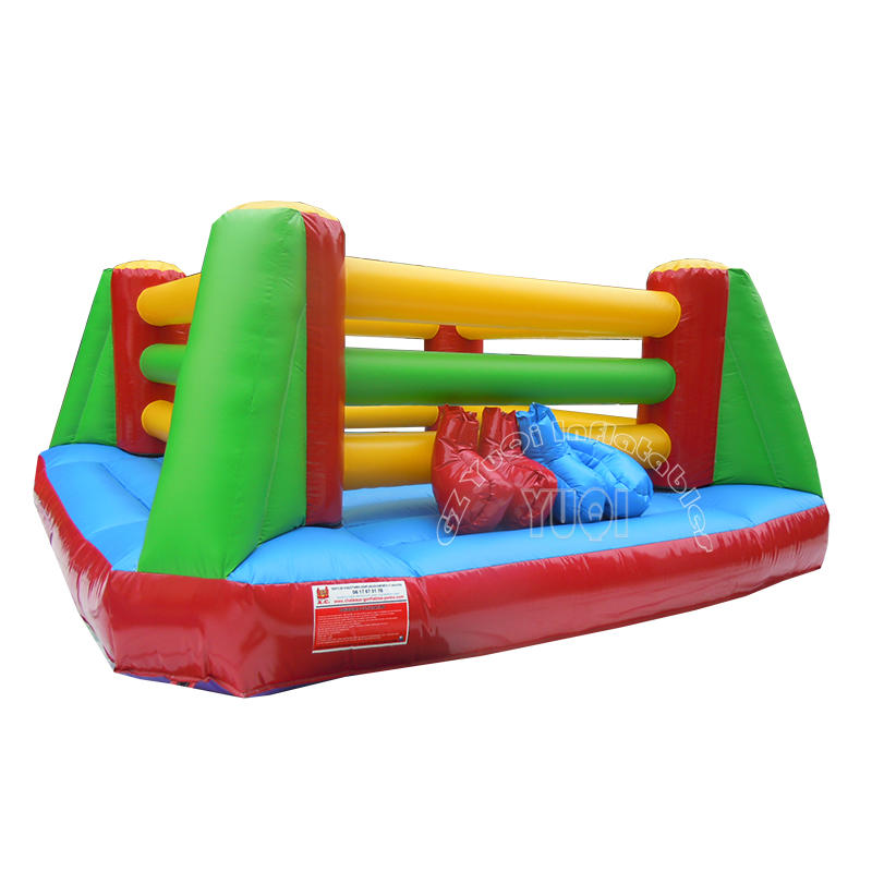 Professional Yq670 Pvc Material Comercial Inflatable Game