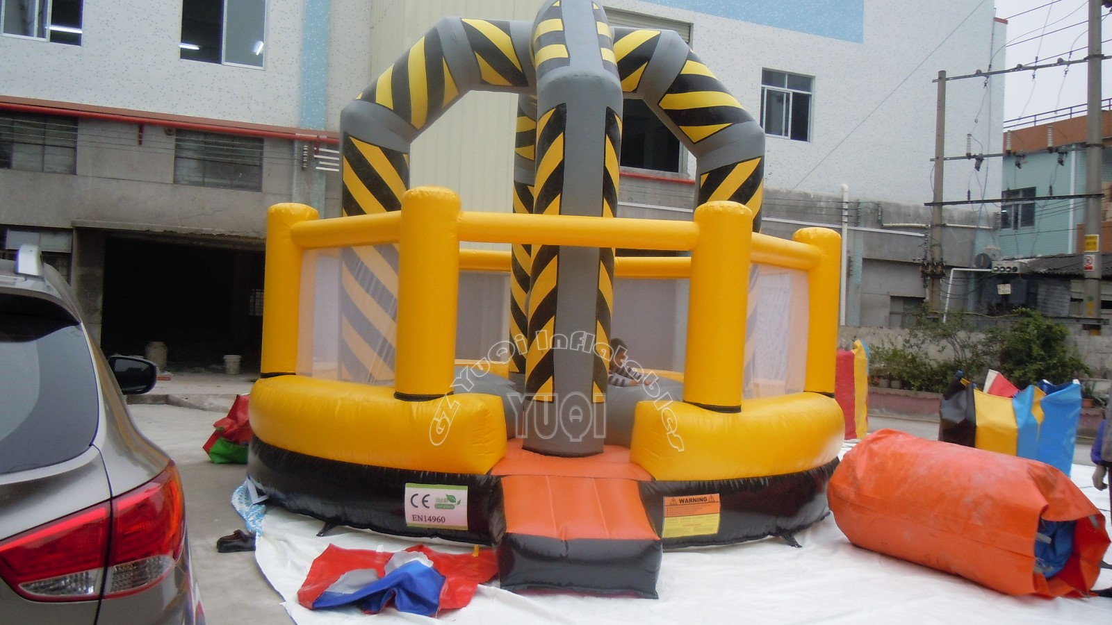 YUQI-Professional Inflatable Sport Inflatable Games For Sale Manufacture