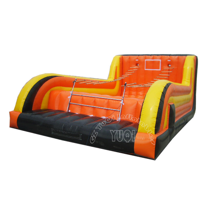 YQ675  jacob's ladder funny inflatable sport games for adults and kids