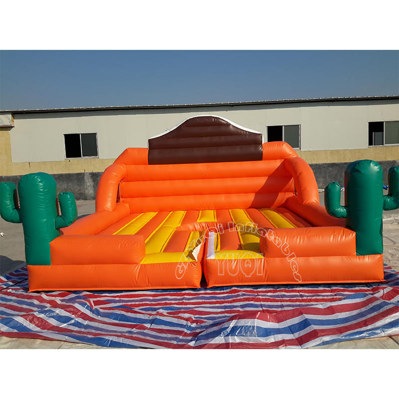 YQ676 Interesting Inflatable Bull Machine