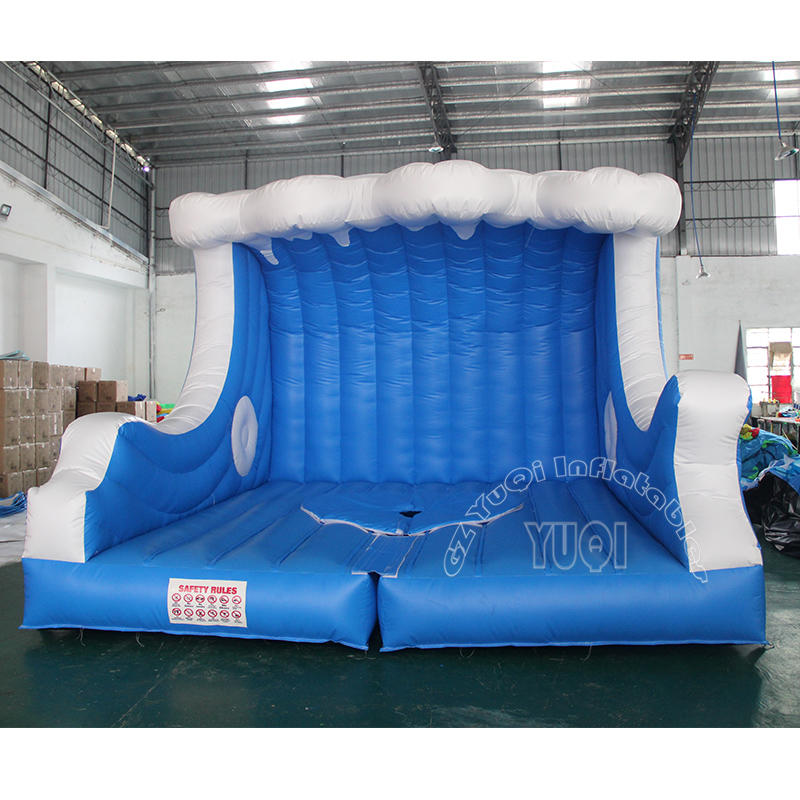 YQ678 Popular crazy surf inflatable sport games