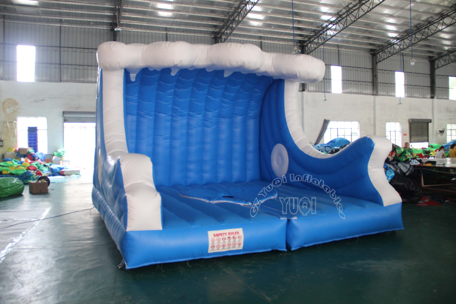 YUQI-Yq678 Popular Crazy Surf Inflatable Sport Games | Inflatable Sport