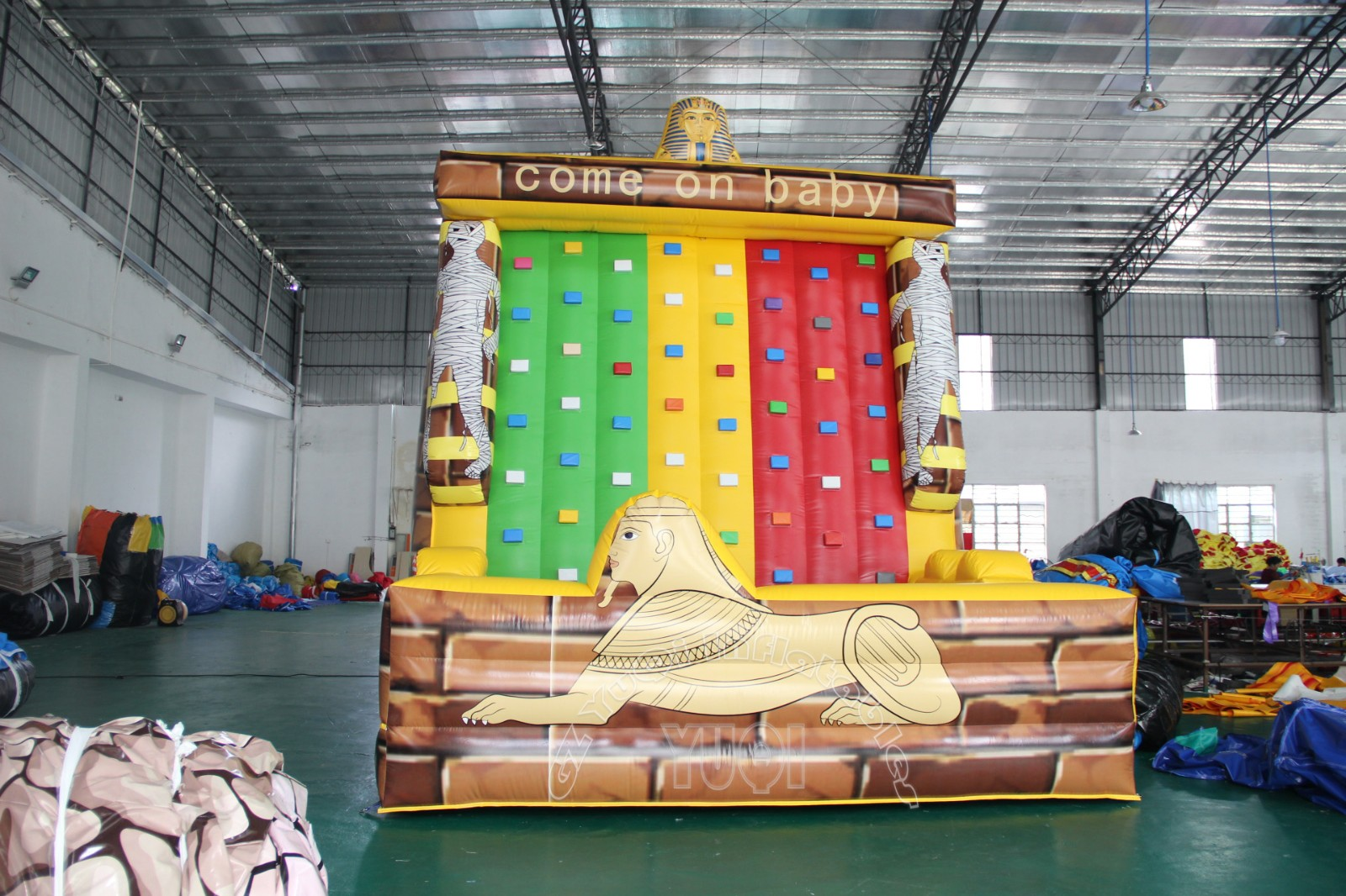 YUQI-Manufacturer Of Yq679 China Factory Commercial Inflatable Sport