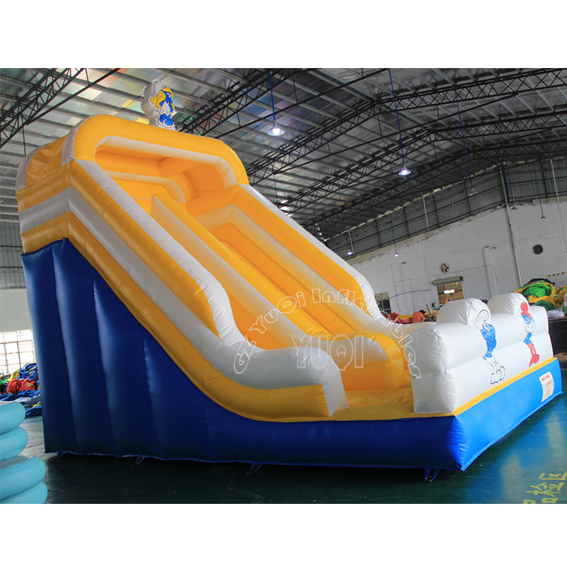 YQ329 Customized inflatable slide commercial children slides for rental