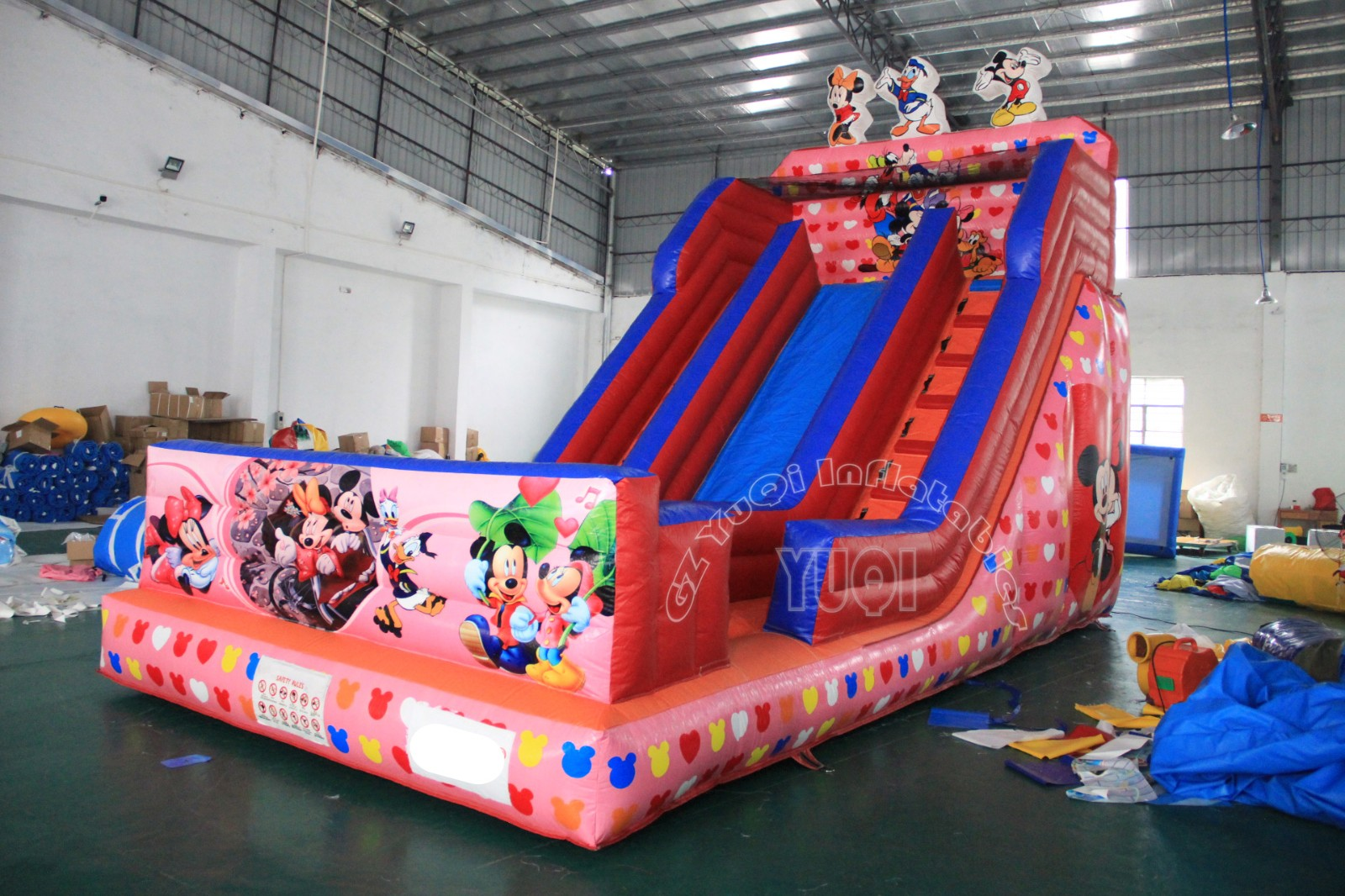 YUQI-Find Inflatable Pool Slide Water Park Inflatable Pool Slide From Yuqi