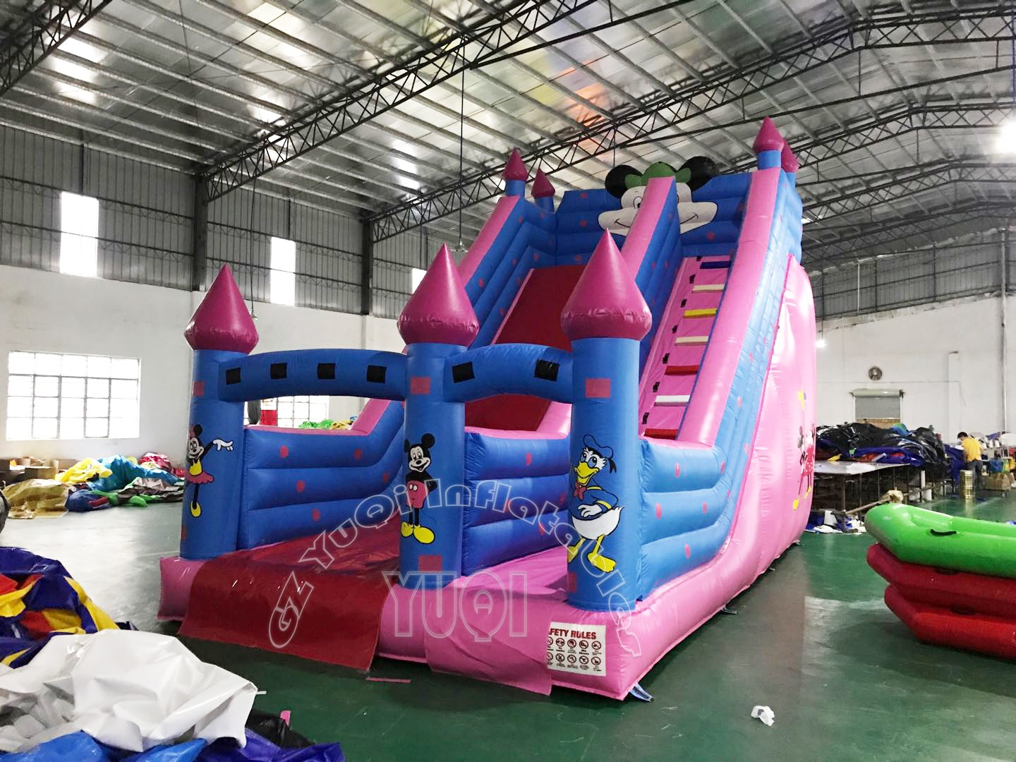 YUQI-Find Floating Water Slide Inflatable Water Slide From Yuqi