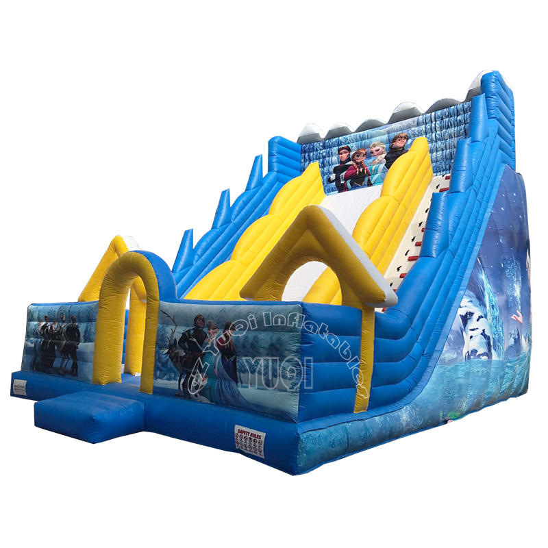 YQ335 Giant inflatable slide for kids and adults