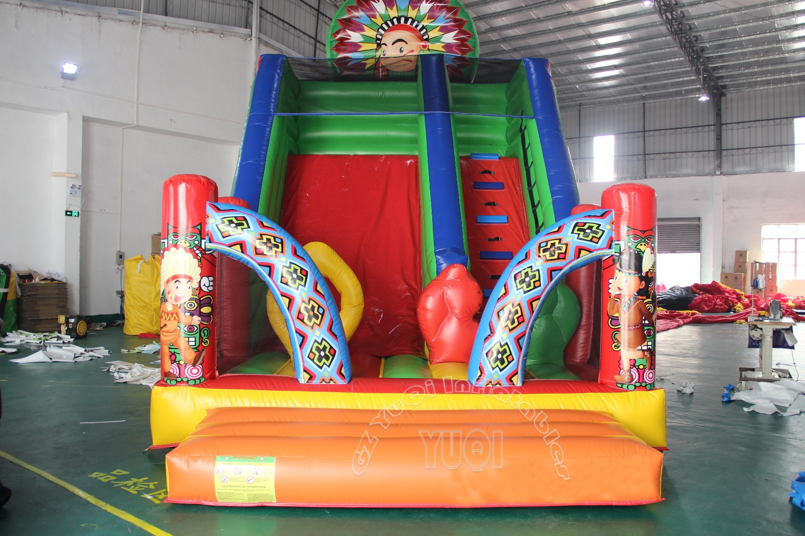 YUQI-Yq346 New Inflatable Pool Slide For Sale | Inflatable Slide