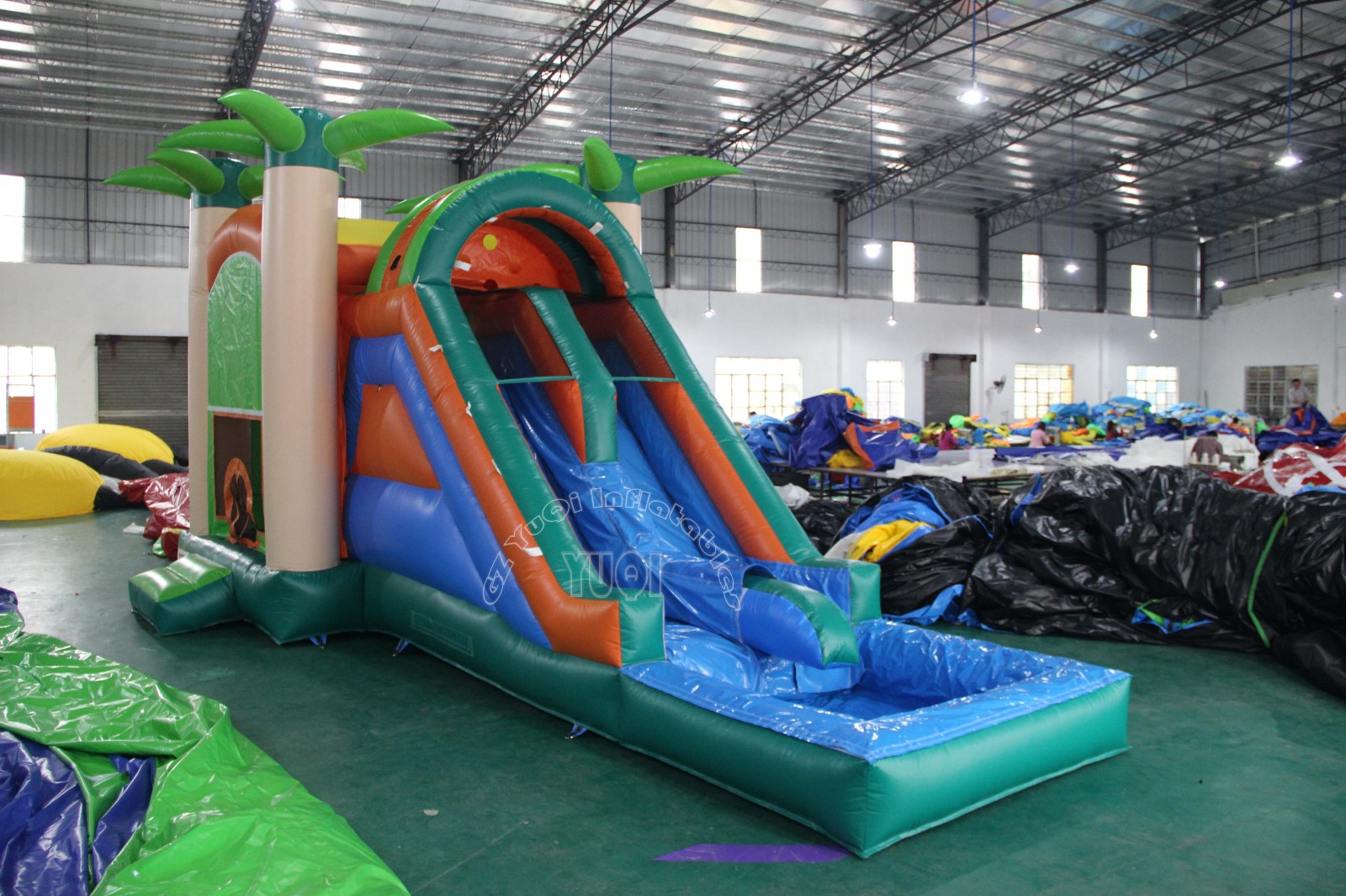 YUQI-Find Blow Up Slide outdoor Inflatable Water Slide On Yuqi Inflatables