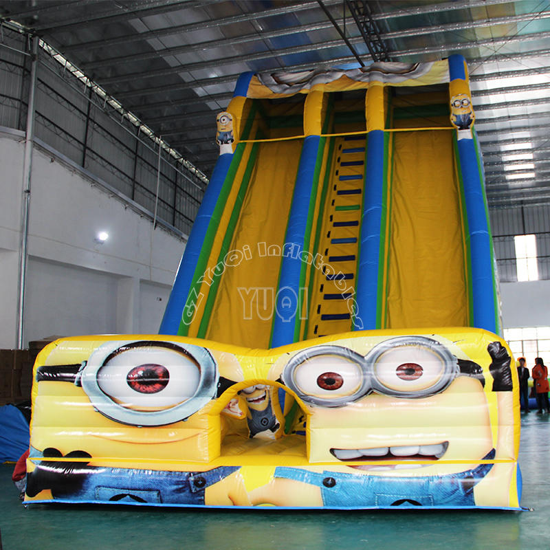 inflatable slides ,big adult toys inflatable children slide from yuqi