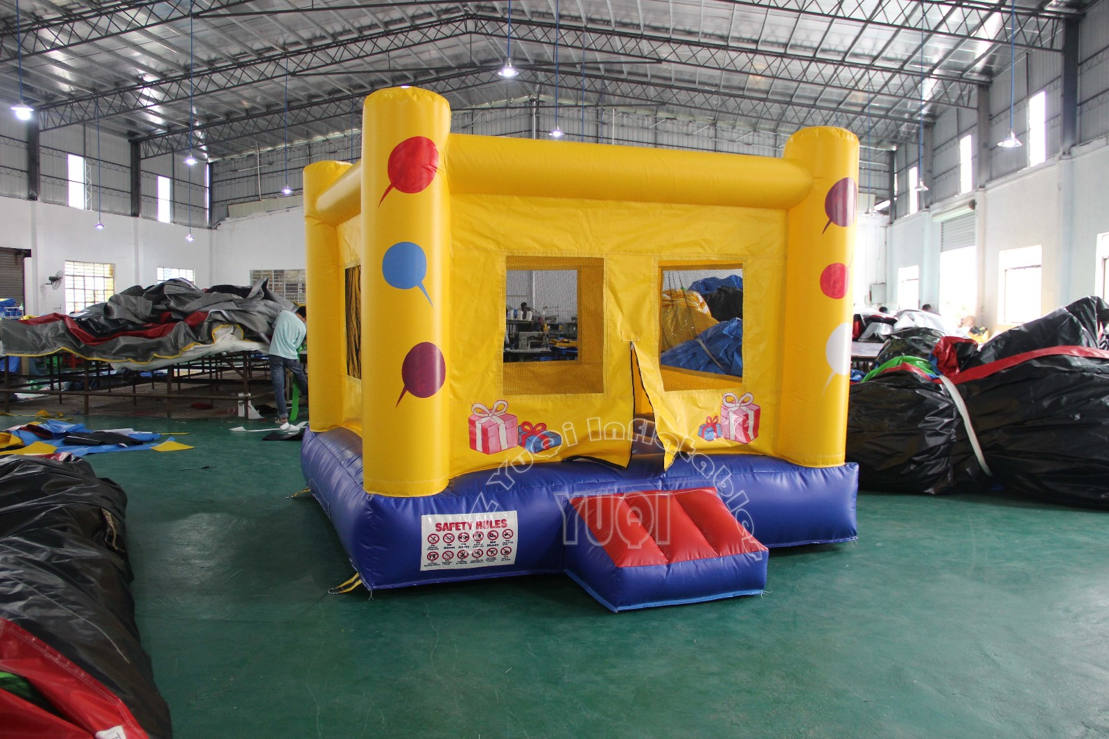 YUQI-Find Bounce House Blow Up Bounce House From Yuqi Inflatables