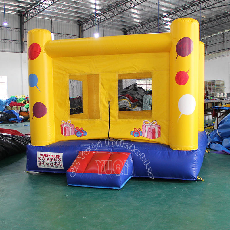 Kids equipment inflatable bouncy house for sale YQ584