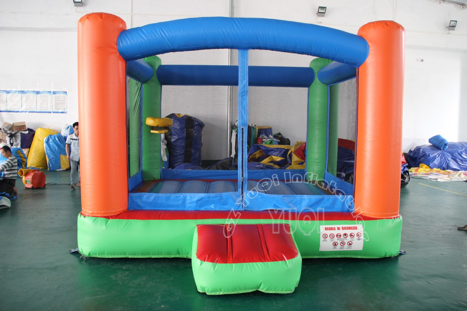 YUQI-Find The Best Inflatable Castle From Yuqi Inflatables