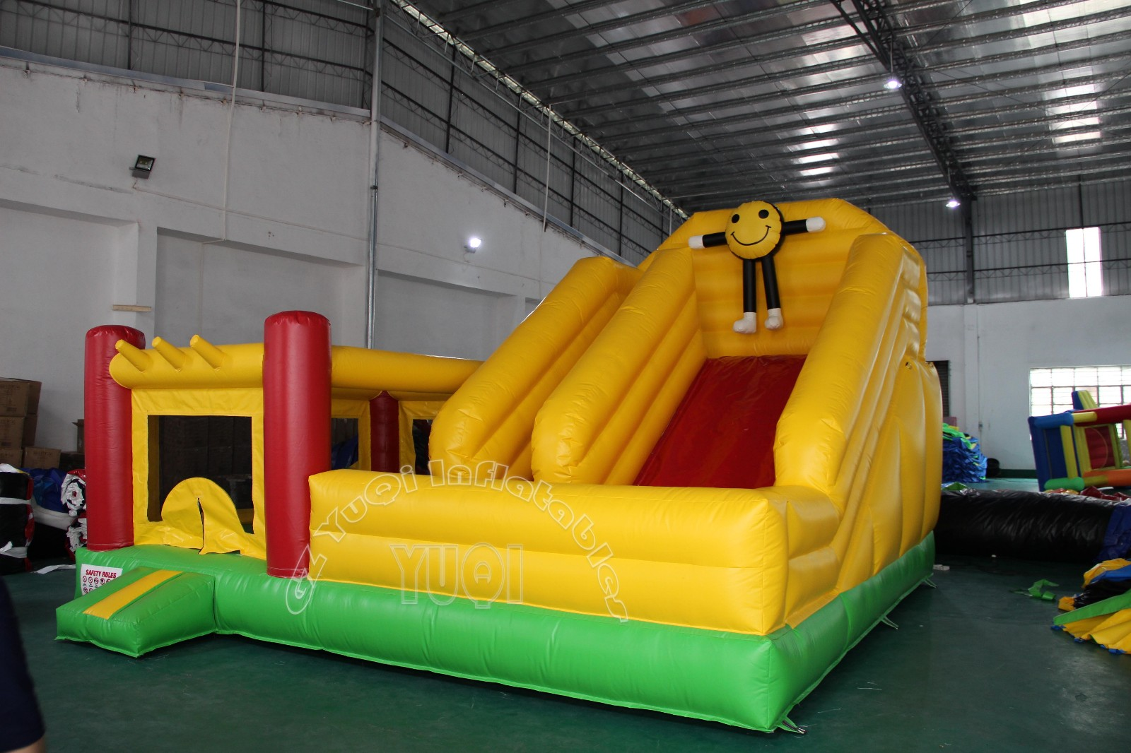 YUQI-Find Small Bounce House Commercial Inflatable Jumping Castle